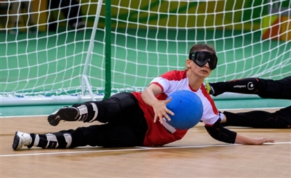 Egyptian Women's Goalball Team Qualifies for Tokyo Paralympic Games
