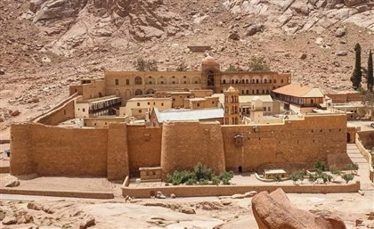 St Catherine Monastery Opens to Visitors After Five Month Closure