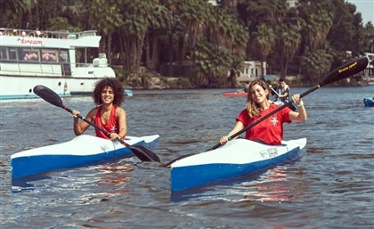 Cairow Challenges You to Row for Palestine