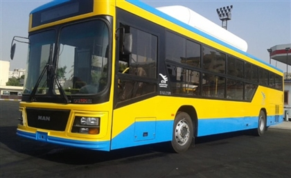 Egypt's Ageing Buses and Microbuses Are Getting a Natural Gas Makeover