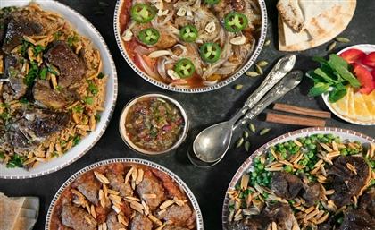 Set El Settat is Comin' Thru with Homemade Syrian Food, Hunty