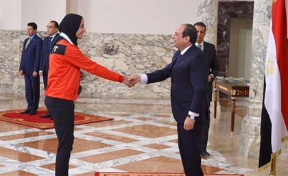 Egypt's Olympic Heroes to Have Roads Named After Them