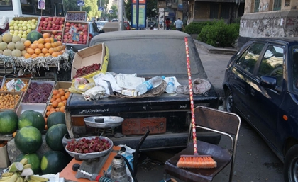 Cairo Ramps Up Effort to Take Abandoned Cars Off the Streets