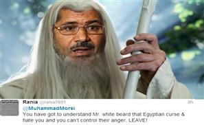 Morsi Shouldn't Check Twitter