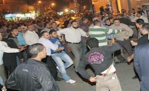 Clashes Begin in Mansoura
