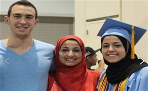 Young Muslim Family Shot Dead in Their Home