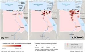 Infographic: Egypt's Spreading Terrorism
