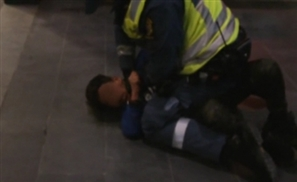 9-Year Old Muslim Boy Assaulted By Security in Sweden