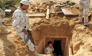 Longest Smuggling Tunnel From Gaza to Sinai Blown Up