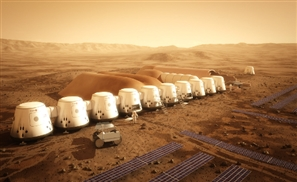 Egyptian Shortlisted to Colonise Mars