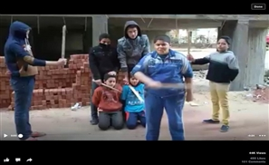 Video: Egyptian Children Playing ISIS Beheadings