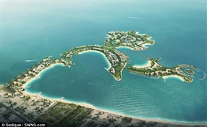 UAE to Build First Man-Made Island Devoted to Partying