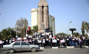 Hundreds Gather in Cairo Animal Rights Protest
