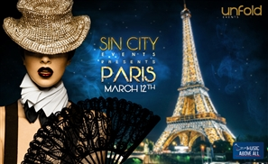 Sin City Events: One Night In Paris
