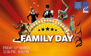 Galleria40 Goes All Out for Family Day Extravaganza