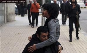Forensic Officials Explain How Salt Will Heal Egypt's Wounds