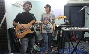 Zeid Hamdan: Beirut's Underground Sound At Cairo Jazz Club