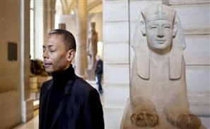 Jeff Mills Creates Egyptian Inspired Project For The Louvre