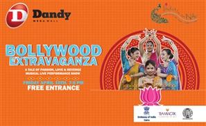 Dandy Mall Brings You a Bollywood Extravaganza