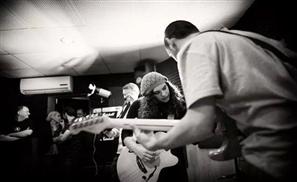 Three's a Charm at Cairo Jazz Club