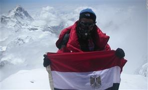 Omar Samra Heads North to Accomplish Explorers Grand Slam
