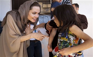 Angelina Jolie to Adopt Syrian Child?