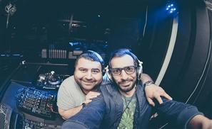 DJ Fuzzy and Ayman Nageeb R Somebody