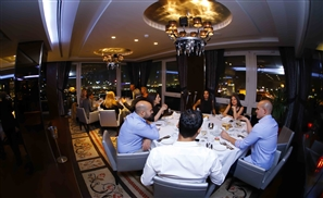 An Exquisite Local Night at the Cairo Capital Club