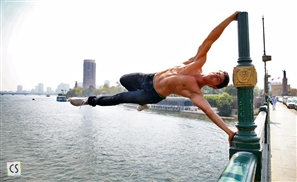 Reebok Launches in City Stars with Crazy Calisthenics Show