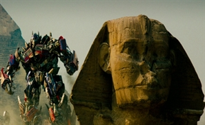 Transformers to Appear in Cairo!