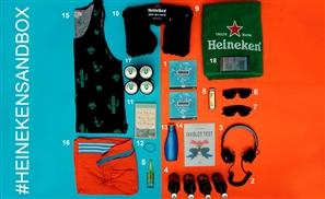 18 Essentials for Heineken Sandbox 2015