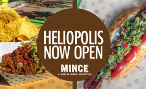 Mince Now in Heliopolis!