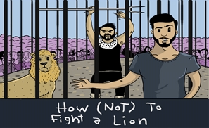 How (Not) To Fight A Lion