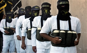 Egypt: 1 in 4 <3 Suicide Bombs