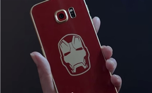 VIDEO: Samsung to Release Limited Edition Ironman Galaxy S6