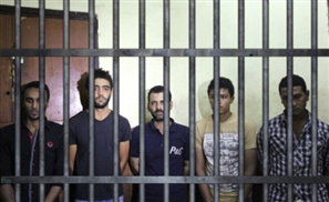 Locked Up For Life: Tahrir Sex Thugs Jailed