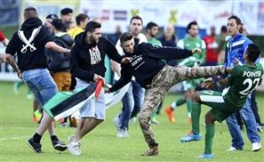 Pro-Gaza Fans Beat-Up Israeli Footie Stars