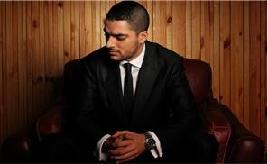 Hassan El Shafei for Hugo Boss