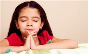 Religious Kids Believe in Fairy Stories