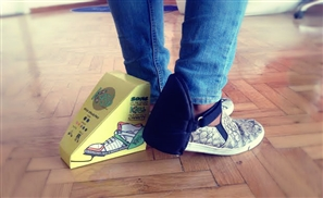 Ka3b Shoe Shield: Saving Footwear