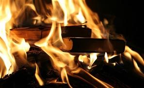 Egypt is Back to Burning Books