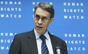 HRW Denied Entry Ahead of Rabaa Report