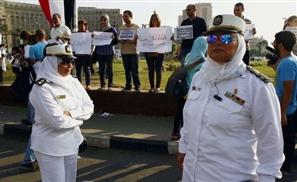 Egypt's Female Officers Reach New Ranks