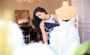 Yasmine Yeya: How Egypt's Top Bridal Couturiere Built Her Empire