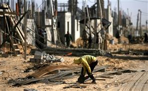 Egypt Lines Up to Help Rebuild Gaza