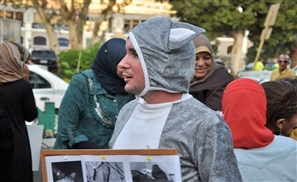 CairoScene Fights for Murdered Cats
