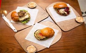 All You Can Eat Burgers at Burgerque