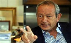 Sawiris' Plea For Release of AJE Fahmy