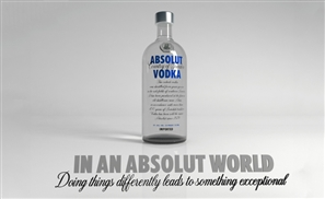 Absolut Wins At Ultimate Spirits Challenge