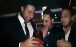 'Gay Wedding' Video Men Arrested